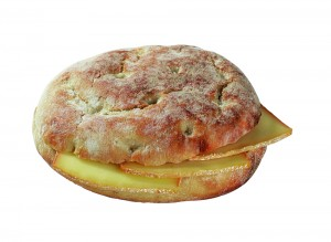 Bergbrot Raclette