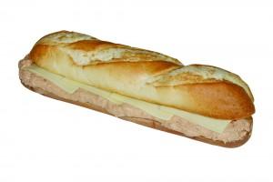 Thunfischbaguette